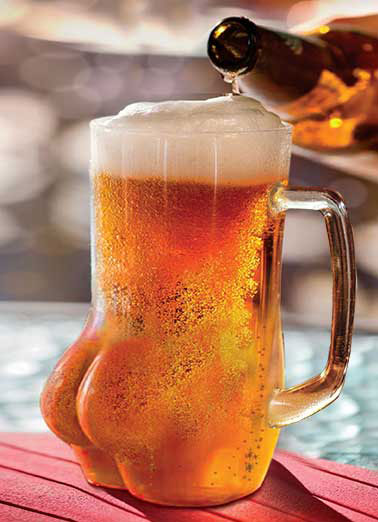 Dukes big ass beer