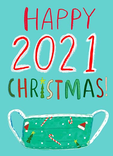 "2020 Christmas Funny Christmas Card Quarantine Send a wish with this fun ""2020"" Christmas card or Ecard to put a smile on someone's face this holiday season."
