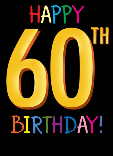 Birthday Ecards 60th Birthday Funny Ecards Free Printout Included