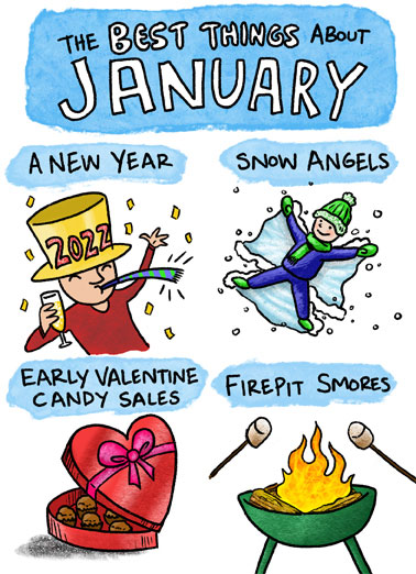 Best Things January Funny January Birthday     And your Birthday, of course!