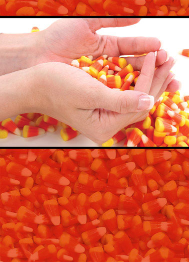Funny Halloween Card  Eat lots of vegetables this Halloween | Candy, Corn, Hands, Vegetables, funny, sweet, sweets, food, trick or treat,