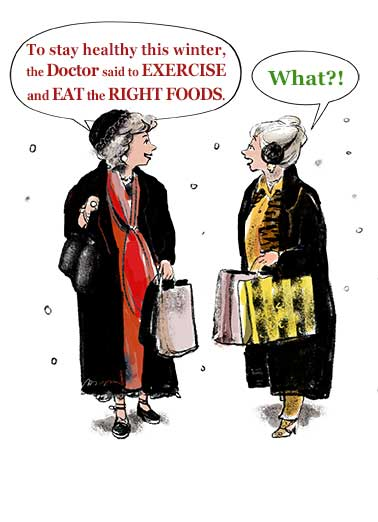 "Christmas Accessories Funny For Her  Christmas Send this funny Christmas ecard this holiday season, and we'll include a free downloadable printout link. ""I thought he said accessorize and buy nice shoes!"" Merry Christmas"