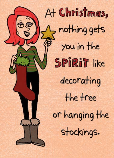 drinking ecards christmas funny ecards free printout included