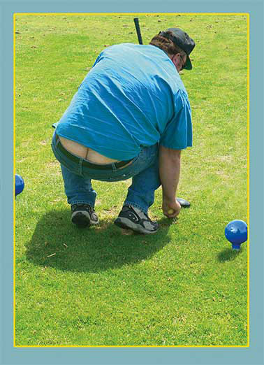 Crack Golfer Funny Father's Day  Golf