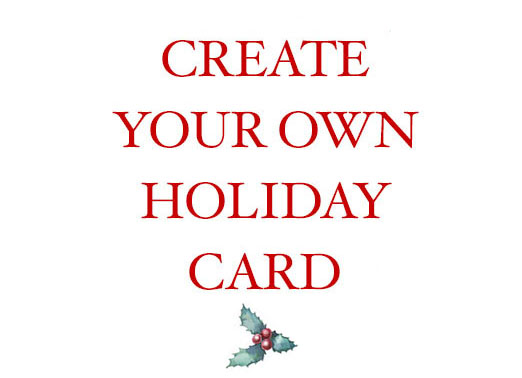 Create Horizontal Card Funny Christmas Card  This Christmas, wish all your work customers and contacts the happiest of holidays, season's greetings, and Happy New Year with this new customizable Christmas card.