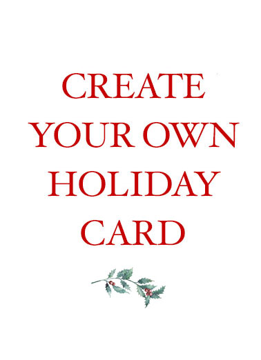 Create Your Holiday Card Funny Christmas Card  This Christmas, wish all your work customers and contacts the happiest of holidays, season's greetings, and Happy New Year with this new customizable Christmas card.