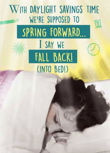 Daylight Savings Funny Vintage   Daylight Savings, March, Sleep, Woman, Time, Spring, Fall, Back, Forward