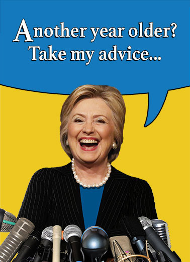 Funny hillary clinton cards cardfool free postage included demand a recount voltagebd Image collections