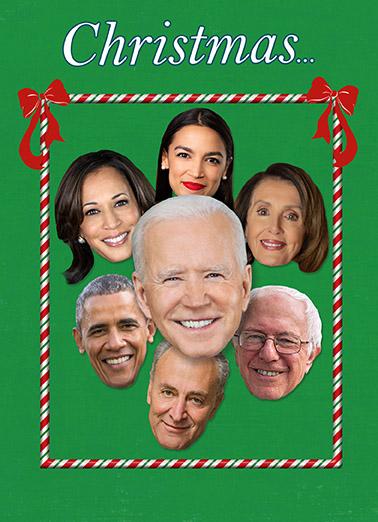 Funny Christmas Ecards Bernie Sanders | CardFool - Free Printout ...