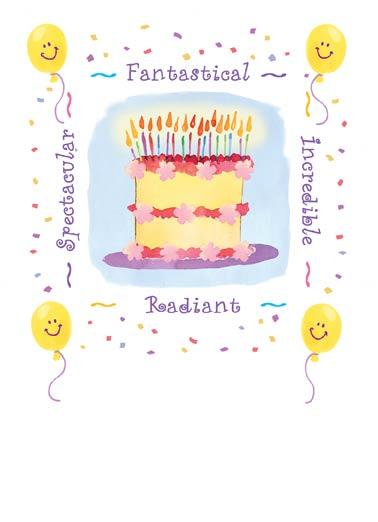 Funny Cake Ecards