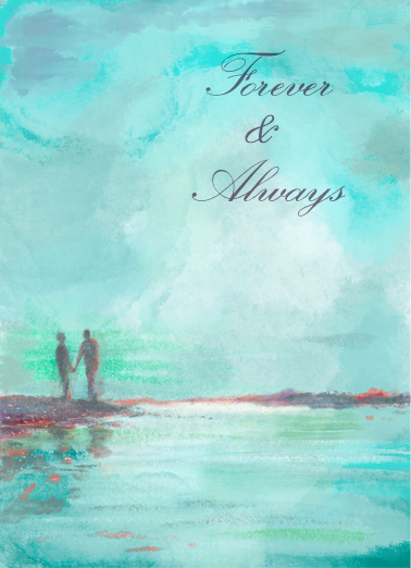 "Forever Always Anniversary Funny Anniversary Card  Send a wish with this fun ""Forever Always"" Anniversary card or Ecard to put a smile on someone's face today... and we'll include Free first-class postage on all printed cards and a free printout link on all Ecards that arrive instantly. Are the only times I want to be with you. Happy Anniversary"
