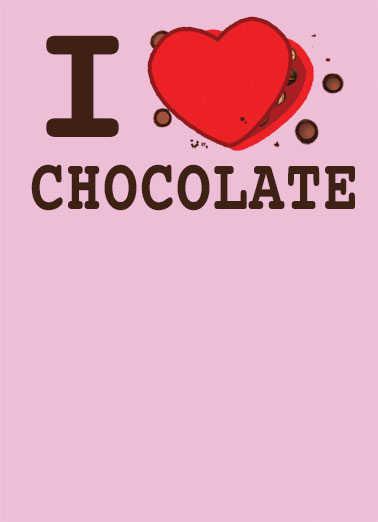 Gal I Love Chocolate Funny Galentine's Day   Gal Pals I Love Chocolate | valentine's day, anti, gals, heart  Happy Galentine's Day!