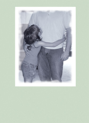 Girl Hugging Funny Father's Day  Love Picture of a girl hugging her dad. | lucky dad father father's day happy have you then now hug hugging girl child daughter Then and now. I'm so lucky to have you, Dad!