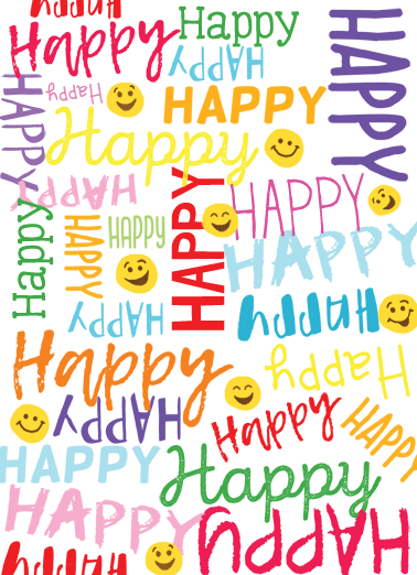 Happy Emoji You Funny Megan Card   Happiest Birthday Wishes to you! | emojis emoji smile happy faces face grin yellow circle happy birthday funny silly humor  Happiest Birthday Wishes to you!