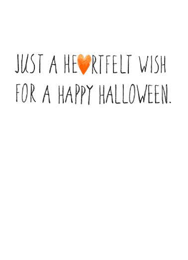 Heartfelt Halloween