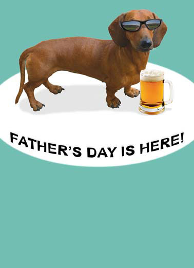 abe2b99ac Dogs Ecards Father's Day, Funny Ecards Free Printout Included