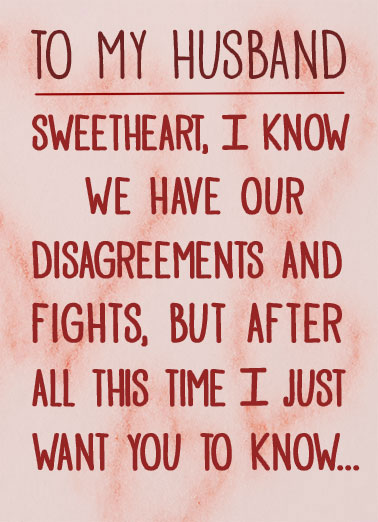 Funny Valentine's Day Card For Bae I Forgive You! | Husband, Sweetheart, to him, from wife, sexy, love, racy, dirty, naughty, hearts, lettering, fun, trendy, forgiveness, funny, lol, jokes, hilarious, valentine,  ...I forgive you. Happy Valentine's Day