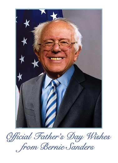 Funny Father's Day Card Funny Political , Not really, but it'd be really cool to show everyone!