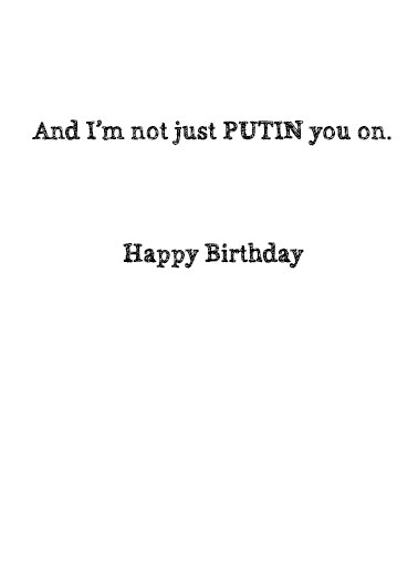 Funny president donald trump cards cardfool free postage included president and russia m4hsunfo