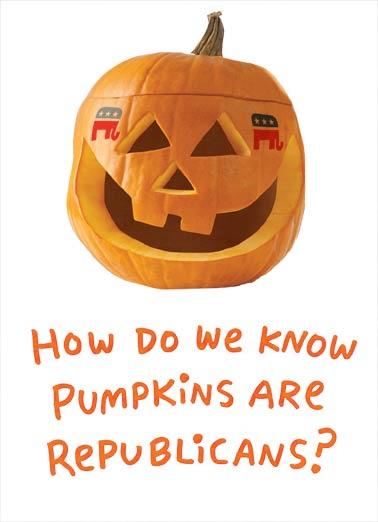 Republican Pumpkins Funny Halloween President Donald Trump Pumpkins Are  Democrats | Smile, Funny, Mush
