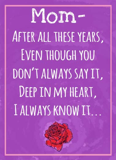 For Mom Ecards Valentine S Day Funny Ecards Free Printout Included