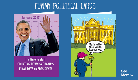 Funny Political Cards
